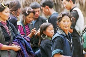 hmong indigo de Sapa