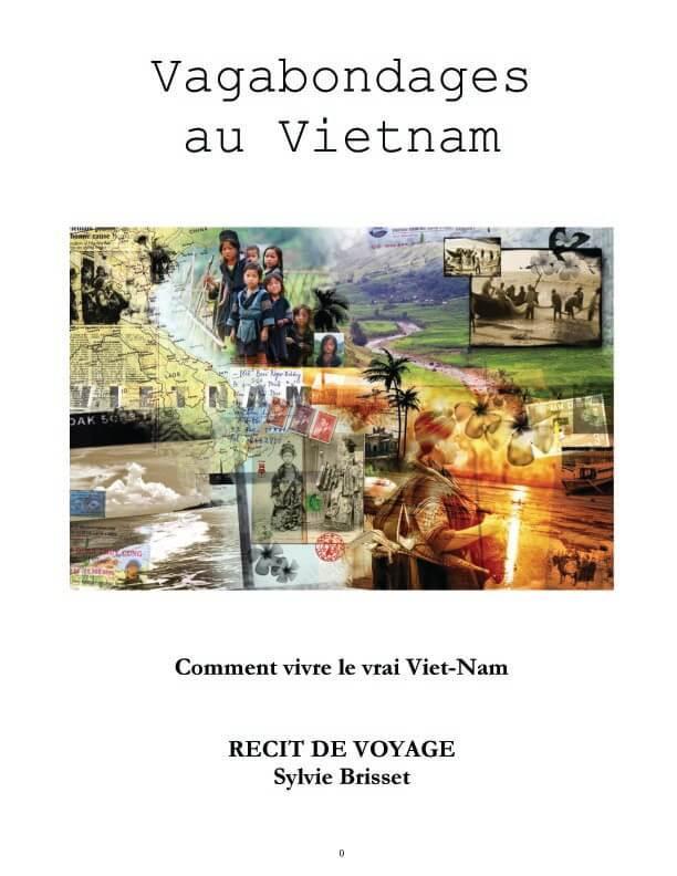 récit de voyage Vagabondages au vietnam