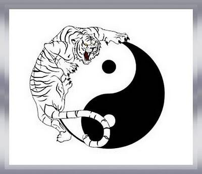 Tigre-symbole-ying-yang