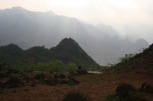 route Ha Giang - Yen Minh