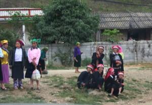 femmes de Yen Minh region Ha Giang vietnam