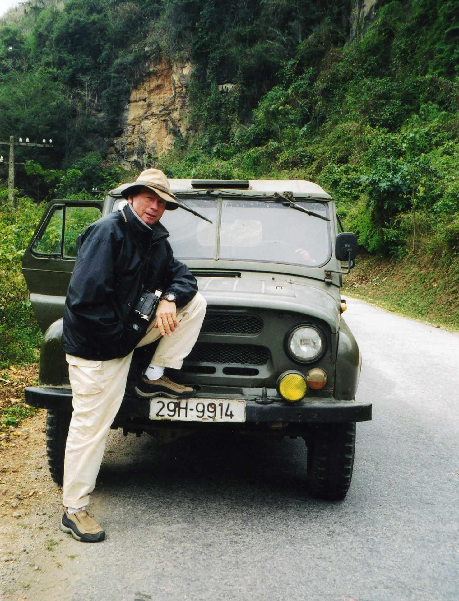 voyager seul au vietnam