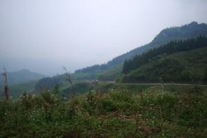 route Lao Cai - Bac Ha