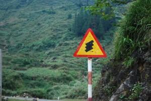 panneau indicateur routier vietnam