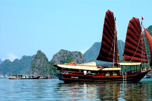 baie along avec guide vietnam vagabondage