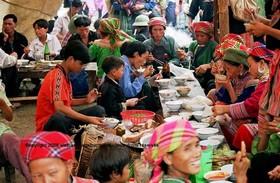 marché de Bac Ha