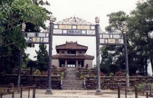 minh mang tombeau Hué