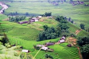 voyage 15 jours vietnam - vallee Sapa
