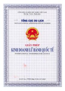 diplome agence de voyage au vietnam