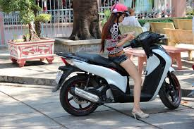 hanoi scooter