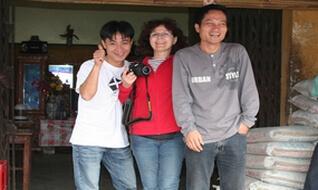 Sylvie et Tien agence guide au vietnam