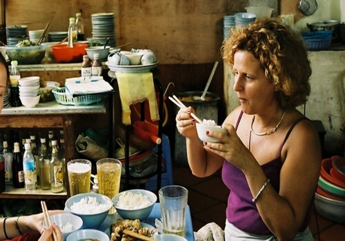 savoir se servir des baguettes au vietnam