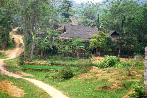 trek parc de phu luong vietnam vagabondage