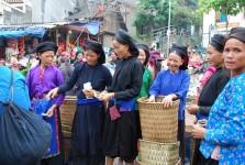marche de Xin Man vietnam