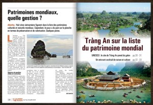 le courrier du Vietnam_page