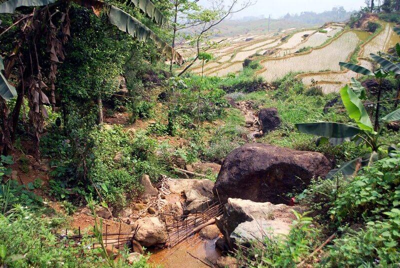 trek parc de pu luong maichau
