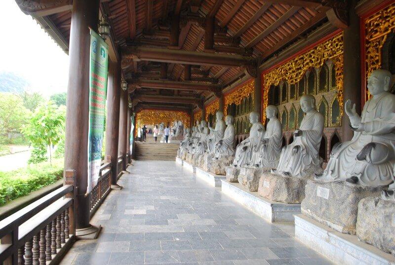 Pagode de Bai Dinh  Ninh binh
