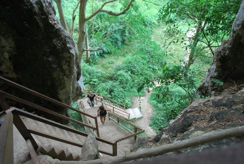 grotte de PHATH  - NONG KHIAW