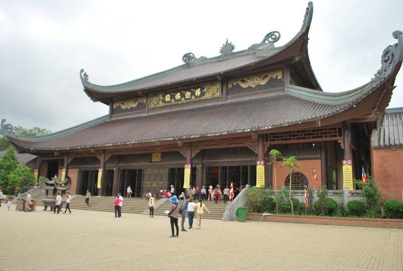 Pagode de Bai Dinh  -Ninh Bin