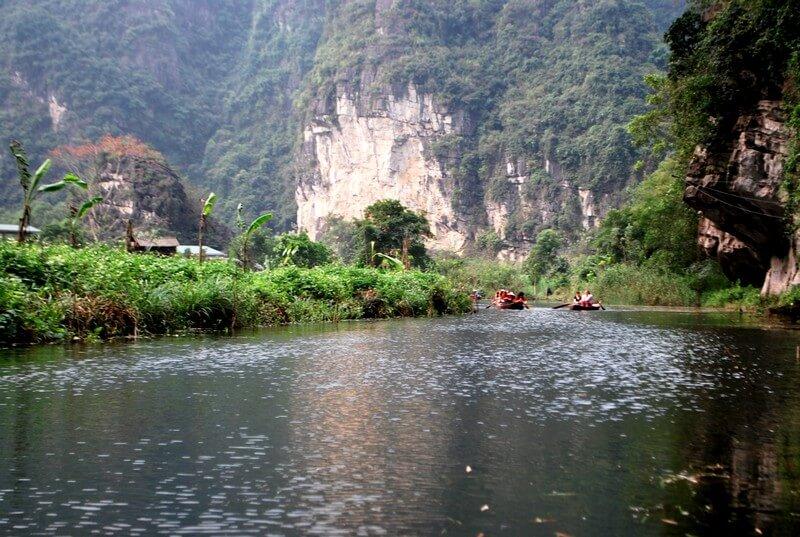 site de Thung Nham  Ninh Binh