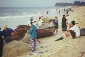 Plage de Mue Ni vietnam