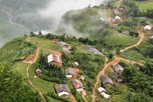circuit famille trek Sapa - Muong Hum - Y Ty