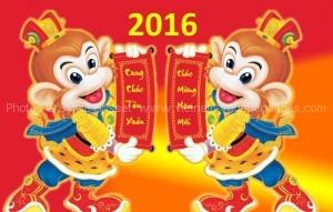 fête du Têt 2016 singe de feu