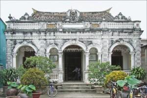 maison de l amant Sa Dec, Vietnam