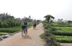 Visite Hoi An à vélo