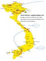 Itinéraire de 3 semaines au Vietnam avec des enfants