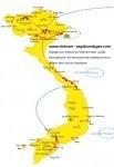 Circuit découverte en famille avec de jeunes enfants : nord Vietnam -delta du fleuve rouge