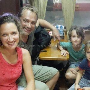 voyage au vietnam famille avec enfant Laetitia Young