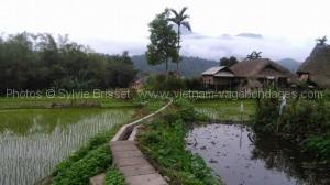 voyager seule avec enfant Vietnam