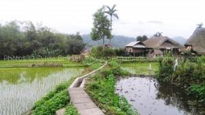 Circuit privatif avec enfants à Sapa -Vietnam