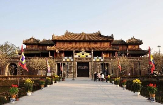 circuit 15 jours vietnam-citadelle-hue