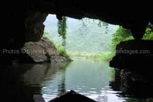 grotte Ninh Binh- circuit sur mesure vietnam