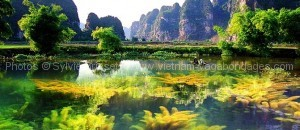 Van Long- Tam Coc en authentique