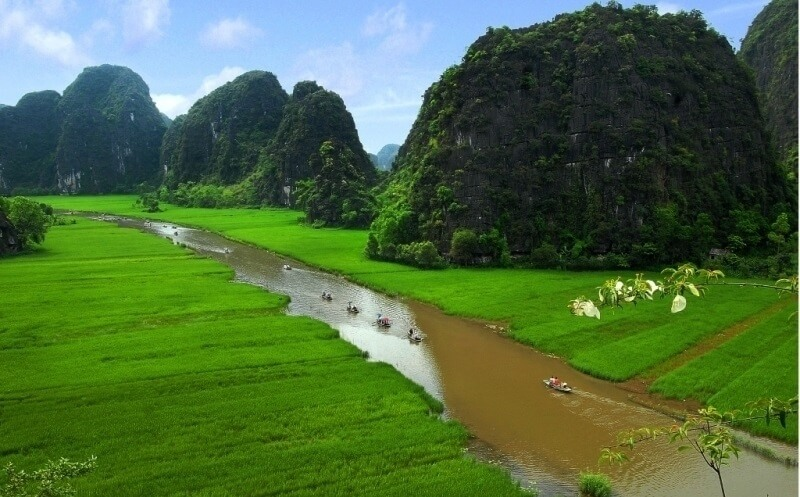 Tam-Coc circuit privatif 15 jours vietnam