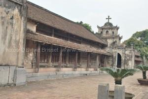 cathedrale Phat Diem - région Ninh Binh