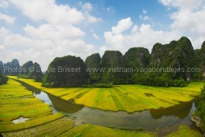 Thung Nham - Tam Coc en barque - Ninh Binh