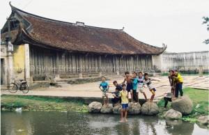 village Tho Ha - Tam Coc à vélo