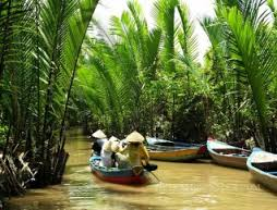 18 jours circuit Vietnam delta du Mékong, Can Tho, marché flottant Cai Rang