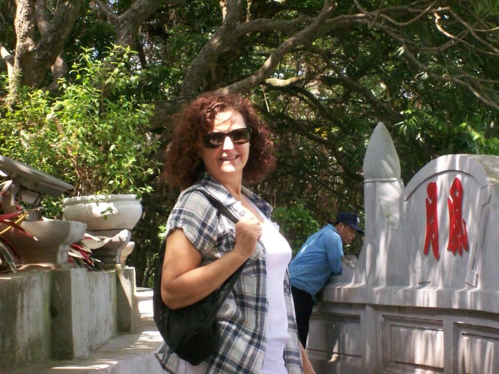 Sylvie Brisset Vietnam Vagabondages