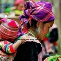 Bac Ha  minorité  vietnam