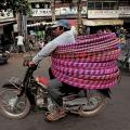 moyen de transport insolite vietnam
