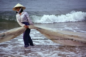 pecheur Phan Tiet sud vietnam