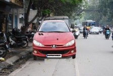 rouler avec sa voiture au vietnam