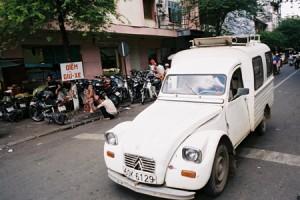 rentrer au vietnam avec sa voiture