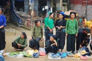 marché de Xi Man   vietnam  ethnies H'mongs