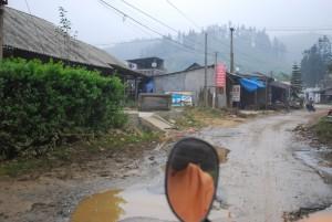 Can Cau vietnam à moto